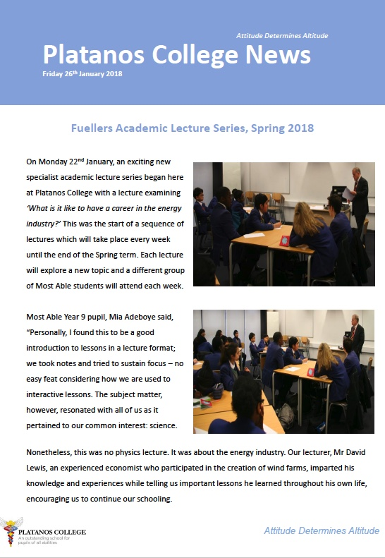Fuellers Academic Lecture page 1